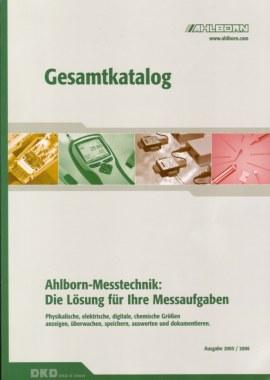 Artikelnummer: almemo-katalog