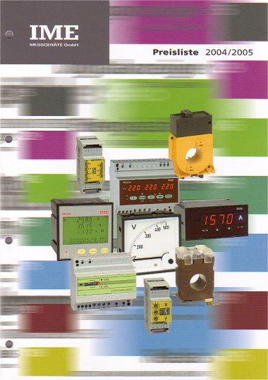 Artikelnummer: IME-Katalog