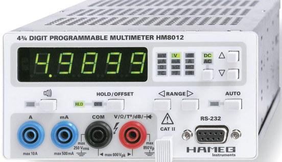 Artikelnummer: HM8012