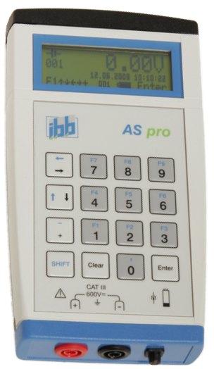 Artikelnummer: IB-ASPRO-R