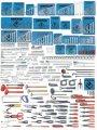 CT-15-011 Werkzeug Master-Set 653teilig